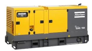 Atlas Copco QAS 150, Generator