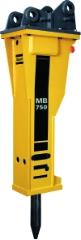 Atlas Copco MB750E, Hydraulikhammer
