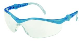 Sikkerhedsbrille, Ridsefast, Anti-dug