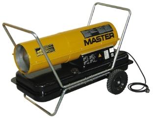 Master B230, Varmekanon