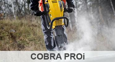 Kampagnepris på Atlas Copco Cobra PROi
