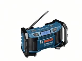 Bosch GML SoundBoxx, Radio