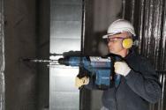 Bosch GBH 8-45 DV, Borehammer