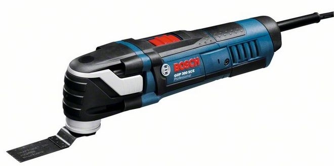 Bosch GOP 300 SCE, Multicutter