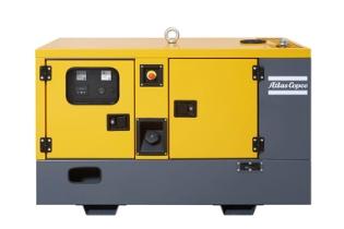 Atlas Copco QES 40, Generator