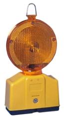 Blinklygte, 2-sidet, u/fotocelle