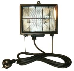 Halogenlampe, 400W