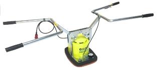 Alvac Easy Jet vakuumsuger + Worms Access 2000i generator