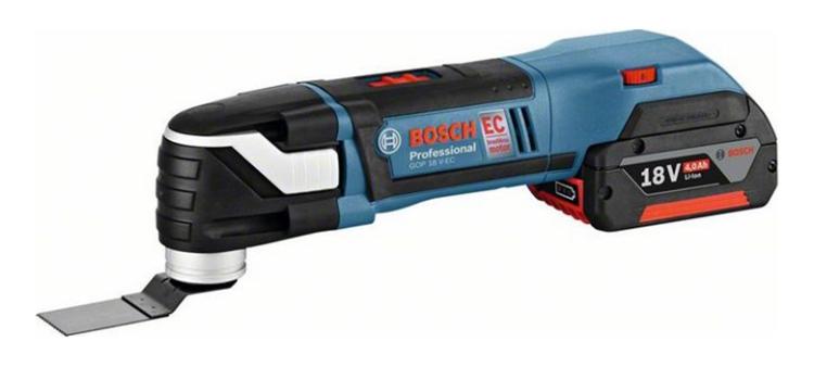 Bosch GOP 18 V-EC, Multicutter