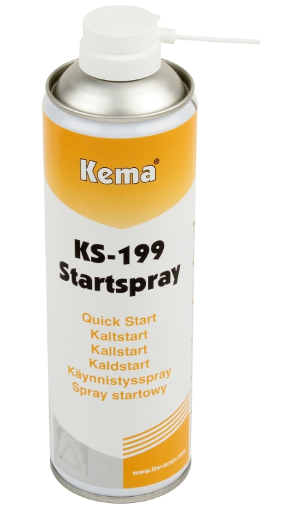 Kema Startspray KS-199, 500 ml