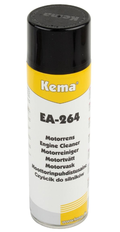 Kema Motorrens EA-264, Spray, 500 ml