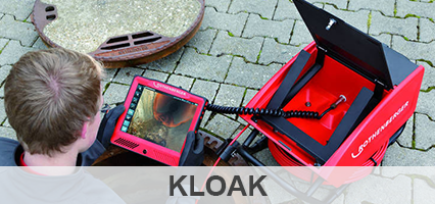 Se vores skarpe tilbud på udstyr inden for kategorien kloak. Her finder du tilbud på bl.a. kloak-tv, rulleslæder, lokaliseringsværktøj, plastrørsakse og kamerahoveder.