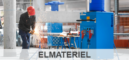 Se vores skarpe tilbud inden for kategorien El-materiel. I denne kategori kan du bl.a. finde El-Björn Fordelercentrale, byggestrømstavle, EPAC kabeltromler og diverse kabler sådsom forlængerkabler og overgangskabler.