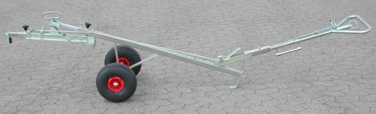 Nissen Fliselægningsmaskine, Model S