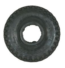 Dæk, 4,00x4, f/multisækkevogn