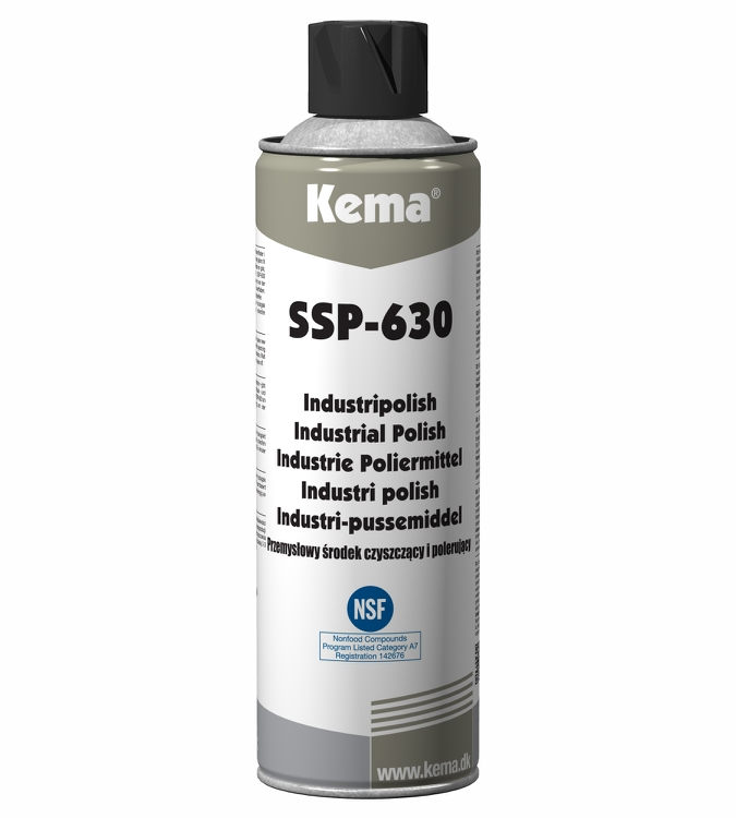 Kema Industripolish SSP-630, Spray, 500 ml