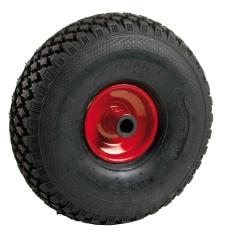 Hjul, f/Pallekærre, luftgummi