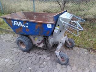 EPAC D 1100, Brugt motorbør