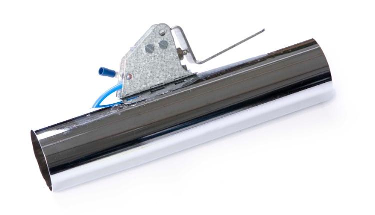 Suge-/blæsepistol, Ø50 mm