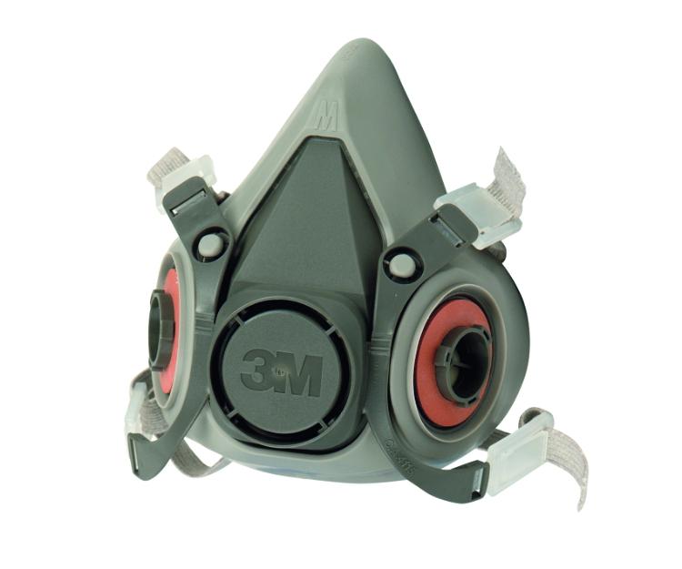 Halvmaske, 6000-serien, Str. M