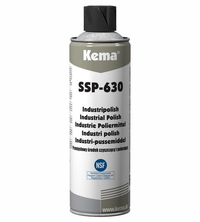 Kema Industripolish SSP-630, Spray, 500 ml