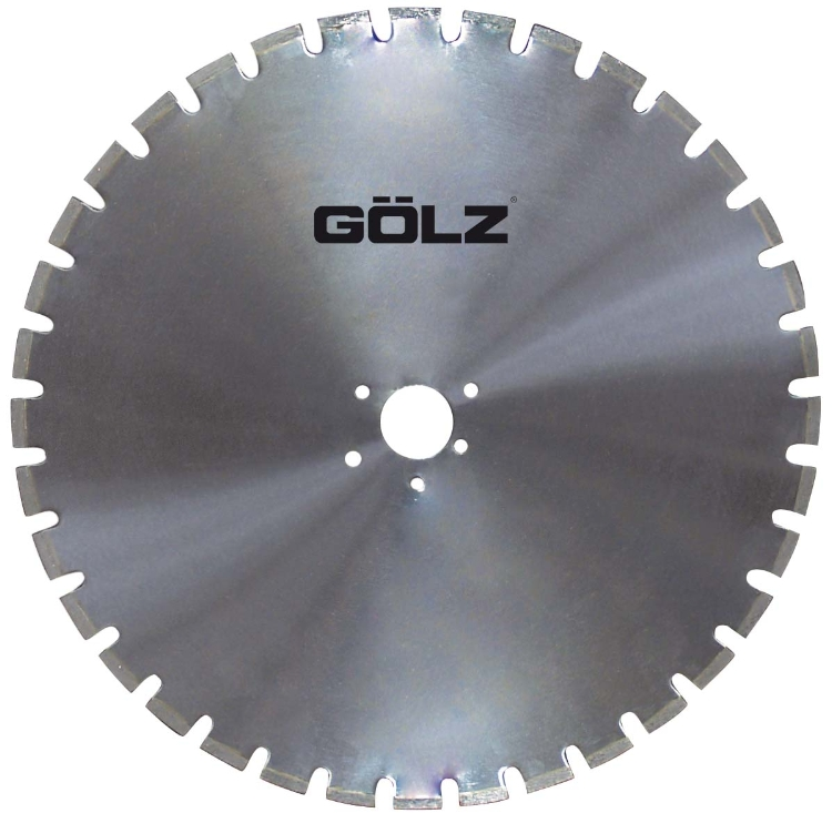 Gölz BS 30, Ø900x60 mm, Diamantskive