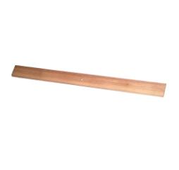 Asfaltragerblad, træ, 900 mm