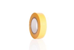Isolerbånd, Gul, 15 mm