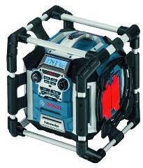 Bosch GML 50, Radio