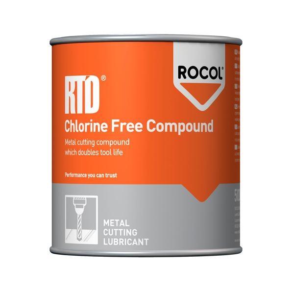 Rocol RTD Klorfri Skærepasta, 450 g
