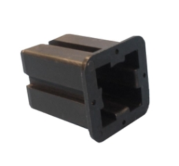 Rørsko f/40x40 mm rør