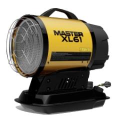 Master XL61, Infrarød Varmeovn