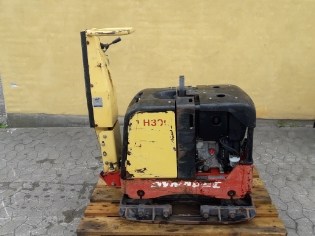 Dynapac LH 300, Brugt pladevibrator