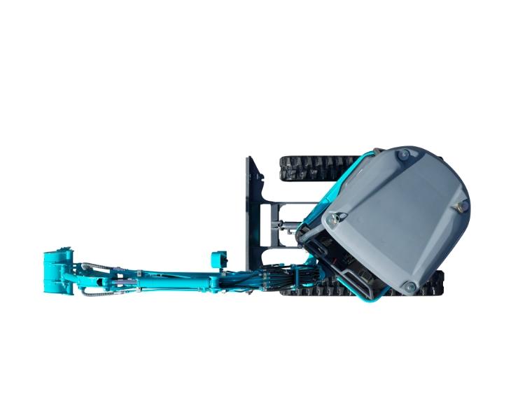 Kobelco SK17SR-3, Minigraver