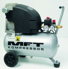 Hitachi MFT Diamond, Kompressor