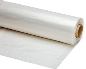 Byggefolie, 0,15 mm, 2x50 m