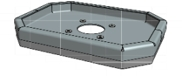 Hamevac Sugekop 300x400 mm, t/ VTH-150 & VHU-700