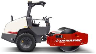 Dynapac CA1400D, Valsetog