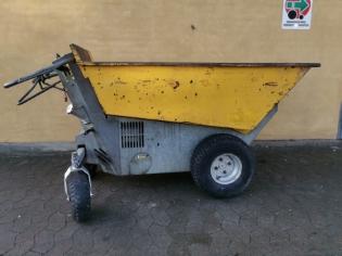 Beico CU83N, Brugt motorbør