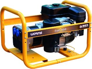 Worms 5010X, Generator