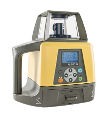 Topcon RL200-2S inkl. LS-80A, 2-Faldslaser
