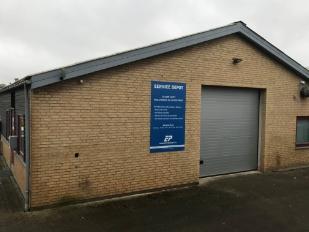 Erenfred Pedersen A/S' Service Depot i Vejle