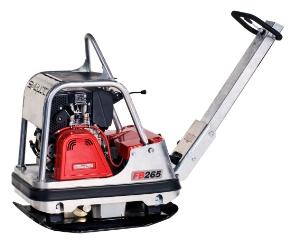 Swepac FB265, Pladevibrator