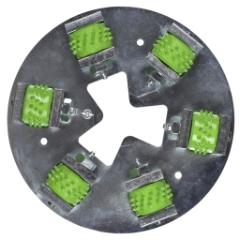 HTC Ravager, Ø270 mm (6 ruller)