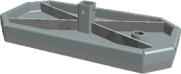 Hamevac Sugekop 250x500 mm, t/ VHU-3000