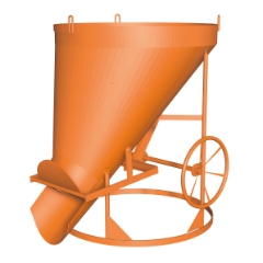 Betonspand, 1500 l, Type 42
