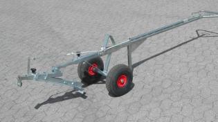 Nissen Fliselægningsmaskine, Model N