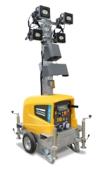 Atlas Copco HiLight E3+ Hard Hat, Lystårn