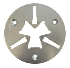 Værktøjsholder, ø180 mm