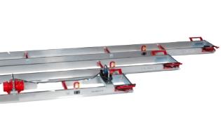 Vibrationsbjælke, SVF5,2, Swepac - 5,2m